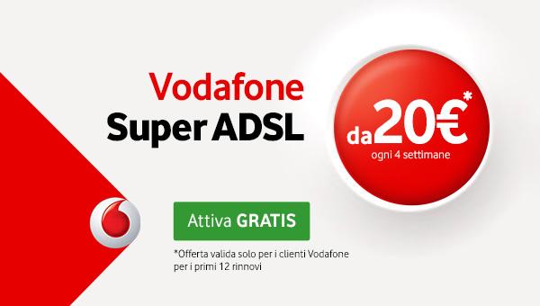 La velocità di ADSL